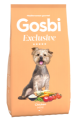 Gosbi - 小型成犬雞肉蔬果配方 2kg