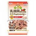 QPET  - KQ639 乳酸菌雞肉條 - 士多啤梨味 150g x2