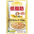 INABA雞及芝士+蔬菜(乳酸菌)80g