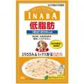 INABA - IRD-05 低脂肪軟包狗糧 ( 雞肉+雜菜 )80g