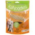 KaNoodles - 鋸齒形狀潔牙骨 340g XL Size 10支