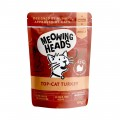 Meowing Heads 無穀物Top-Cat Turkey 主食濕包 100g