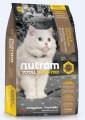 Nutram (T-24) Total 無薯無穀 三文魚+鱒魚 全貓糧 6.8kg