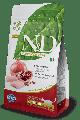 N&D CHICKEN & POMEGRANATE 無穀物絶育貓配方 雞肉 &石榴 5kg