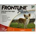 Frontline Plus  殺蚤滴頸劑 0-10 KG (Dog)