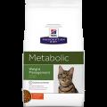 Hills 希爾思 - Metabolic獸醫配方乾貓糧-1.5kg