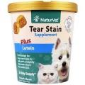 NaturVet 貓狗去淚痕咀嚼肉粒,加葉黃素