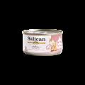 SALICAN 三文魚+蔬菜貓罐頭(肉汁)SALMON & VEGETABLE IN GRAVY 主食罐- 85G