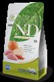 N&D BOAR & APPLE 無穀物全貓配方 野豬&蘋果 1.5kg