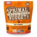 Primal (原始) 犬用低溫脫水糧- 牛肉配方 14oz x 4包同款原箱優惠