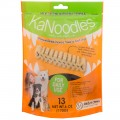 KaNoodles - 鋸齒形狀潔牙骨 170g M Size 13支