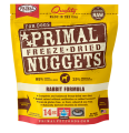 Primal (原始) 犬用低溫脫水糧- 兔肉配方 14oz x 2包優惠