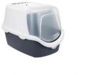 trixie 灰白清潔易有蓋貓砂盤 40x40x56cm