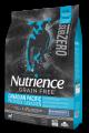 Nutrience 冷凍脫水鮮三文魚+鯡魚 無穀物六種魚 全犬配方 5LB