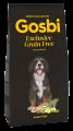 Gosbi 無穀物低敏l中型幼犬魚肉配方 12kg