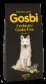 Gosbi 無穀物低敏中型成犬魚肉配方 12kg