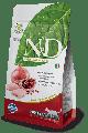 N&D CHICKEN & POMEGRANATE 無穀物成貓配方 雞肉 &石榴 5kg