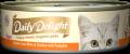 Daily Delight DD42 白鰹吞拿魚+雞肉+南瓜 80g (湯汁)