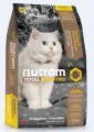 Nutram (T-24) Total 無薯無穀 三文魚+鱒魚 全貓糧 1.8kg