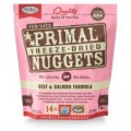 Primal (原始) 貓用冷凍脫水糧- 牛加三文魚配方 14oz x 2包優惠