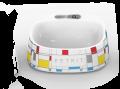PETKIT FRESH 寵物智能抗菌碗 - 彩色方塊