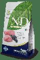N&D Lamb & Blueberry 無穀物成貓配方 羊肉 &藍苺 5kg