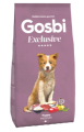 Gosbi - 中型幼犬全營養蔬果配方 3kg