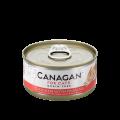 Canagan 貓用無穀物雞肉+蝦配方罐頭 75g