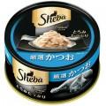 SHEBA日式黑罐 嚴選鰹魚塊 75g