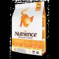 Nutrience 天然無穀物火雞+雞+鯡魚全貓配方 - 2.5 kg