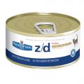 Hills 希爾思-z/d獸醫配方貓罐頭-5.5oz x 24罐原箱