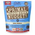 Primal (原始) 犬用低溫脫水糧- 鴨肉配方 14oz x 4包同款原箱優惠