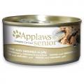 Applaws Jelly系列 老貓配方 吞拿魚+沙甸魚 貓罐頭 70g