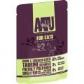 AATU 97/3/0 ATWCD85 全配方貓濕糧包 雞肝+鴨 85g x 16包原箱優惠