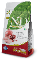 N&D CHICKEN & POMEGRANATE 無穀物絶育貓配方 雞肉 &石榴 1.5kg