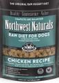 Northwest Naturals™ NWFDCX 無穀物脫水狗糧–雞肉 340g x 4包同款優惠