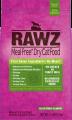 RAWZ 無穀物低溫烘焙 脫水雞肉+火雞肉+雞肉 貓糧 7.8LB