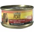Canidae 雞肉塊與蝦仁貓罐頭 70g