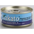 Kakato - 吞拿魚+雞 70G