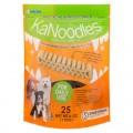 KaNoodles - 鋸齒形狀潔牙骨 170g S Size 25支