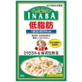 INABA - IRD-03 低脂肪軟包狗糧 ( 雞肉+綠黃色野菜 ) 80g