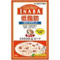 INABA - IRD-01 低脂肪軟包狗糧 ( 雞肉+牛肉 )80g