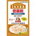 INABA - IRD-04 低脂肪軟包狗糧 ( 雞肉+雞軟骨 )80g