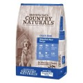 Country Naturals - 無穀物全犬種三文魚白鮭魚配方 14lb (白底藍)