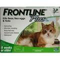 Frontline Plus  貓用殺蚤滴頸劑 (Cat)