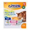 [GEX] 貓用循環式飲水機-橙色 | 1.5L